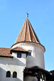 Dracula castle tower Stock Photo