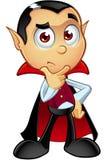 Dracula Character - Thinking Stock Images