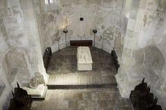 Dracula grobowa kamień zdjęcia stock
