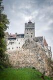 Dracula kasztel w Rumunia fotografia royalty free