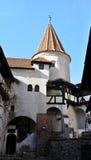 dracula kasztelu wierza zdjęcia royalty free