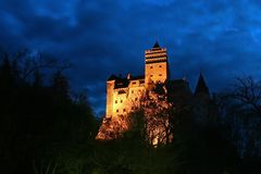 Dracula's Castle Stock Images