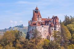Free Dracula S Castle Stock Image - 59927351