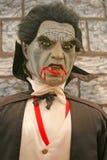 Dracula sanguinante Fotografia Stock Libera da Diritti