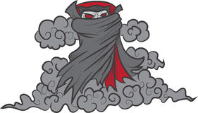 Dracula Smoke Stock Image