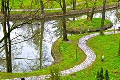 dracula trädgårds- s Royaltyfri Fotografi
