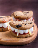 Dracula's Dentures for Halloween Stock Photography