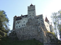 Draculas Schloss Stockfotos