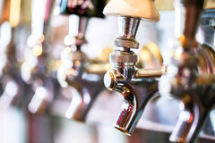 Draft beer Royalty Free Stock Image