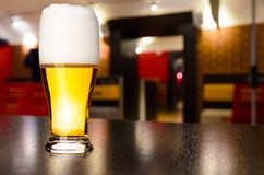 Draft beer Stock Image