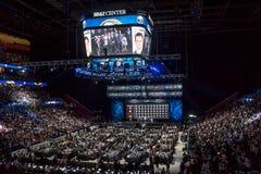 2015 draft del NHL - Jack Eichel - 2da selección Imagen de archivo libre de regalías