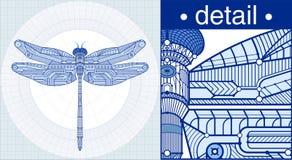 draftdragonfly Στοκ Εικόνες
