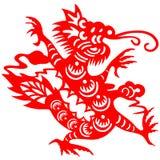 Dragão Imagem de Stock Royalty Free