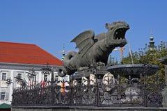 Dragão Foto de Stock