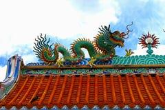 dragão, Capricórnio Foto de Stock Royalty Free
