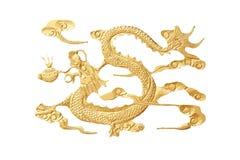 Dragão chinês Fotos de Stock Royalty Free