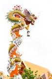 Dragão chinês. Fotografia de Stock Royalty Free
