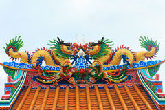 Dragão chinês Fotos de Stock