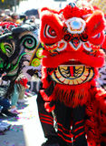 Dragão chinês do ano novo imagem de stock royalty free