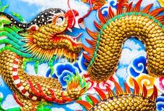 Dragão chinês, Tailândia Fotografia de Stock