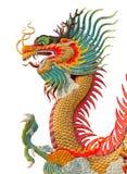 Dragão colorido. Imagem de Stock Royalty Free
