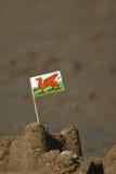 Dragão de Galês imagem de stock