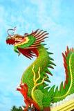 Dragão em Tailândia Fotografia de Stock Royalty Free