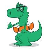 dragão fresco Foto de Stock