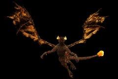 Dragão no. 6 Fotografia de Stock
