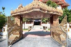 Dragão ou rei tailandês do Naga imagens de stock