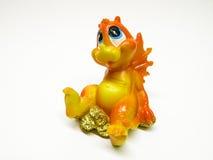 Dragão pequeno Imagens de Stock Royalty Free
