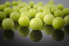 Dragées vertes douces Image libre de droits