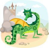 Dragón libre illustration