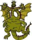 Dragón Fotografía de archivo