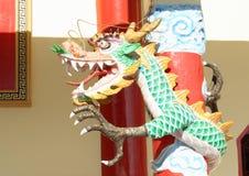 Dragón budista chino Foto de archivo libre de regalías