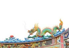 Dragón chino. Fotografía de archivo libre de regalías
