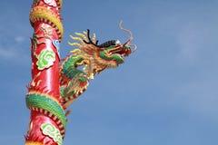 Dragón chino imagen de archivo libre de regalías