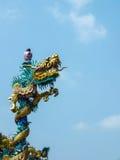 Dragón chino 14 Fotos de archivo libres de regalías
