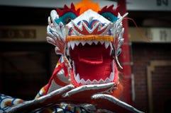 Dragón chino Fotos de archivo libres de regalías