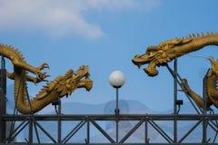 Dragón chino Imagenes de archivo