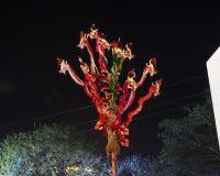 Dragón chino en Año Nuevo chino del ` s Fotografía de archivo