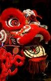 Dragón chino en la celebración del Año Nuevo Fotos de archivo libres de regalías