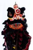 Dragón chino en poste en Año Nuevo chino Fotos de archivo libres de regalías