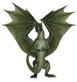 Dragón de la fantasía Fotos de archivo