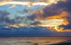 Dragón de la nube Fotos de archivo libres de regalías
