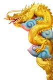Dragón de oro
