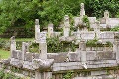 Dragón de piedra Imagen de archivo