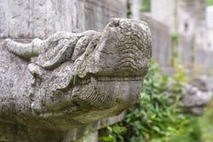 Dragón de piedra Imagen de archivo libre de regalías