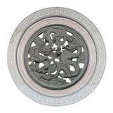 Dragón de piedra tallado, estilo chino Imágenes de archivo libres de regalías