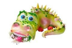 Dragón del mazapán foto de archivo libre de regalías